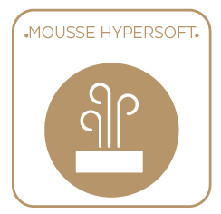 Matelas Mousse Hypersoft