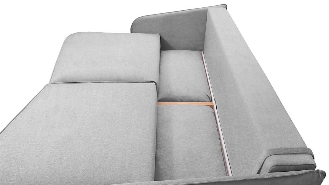 Canapé droit convertible Tremezzo 3 places