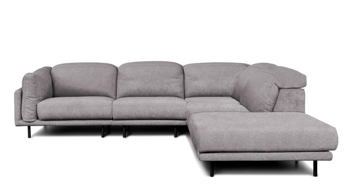 Canapé d'angle Palazetto 3 places